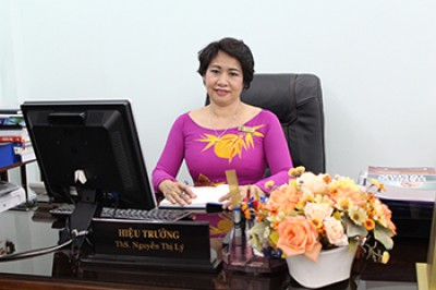A MESSAGE FROM PRESIDENT OF THU DUC COLLEGE OF TECHNOLOGY