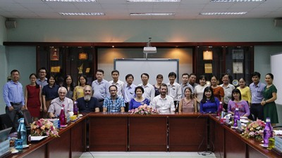 Twinning Mission Program with French Lecturers