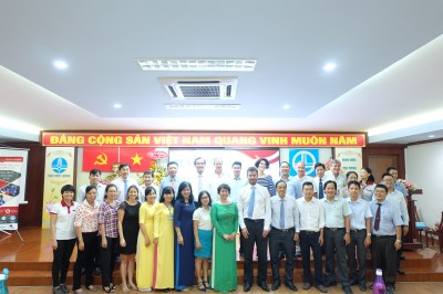 """Launching Ceremony – """"Seed of Hope"""" Project"""