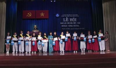 Vietnam – Korea cultural exchange program at TDC