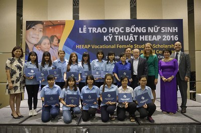 TDC receives applications for HEEAP Vocational Female Students Scholarship 2017