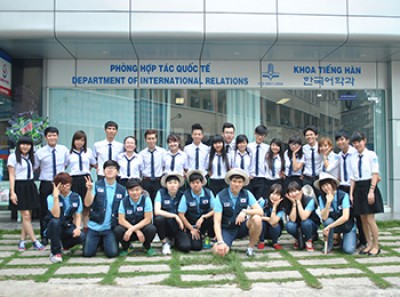 FACULTY OF KOREAN LANGUAGE